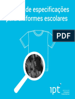 Manual Para Uniformes Escolares