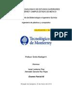 Uso de polímeros conforme sus propiedades y costos