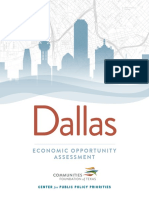 Dallas Economic Opportunity Assessment 2018