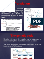10.Translation & PROTEIN STRUCTURE.ppt