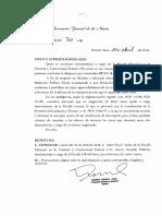Pollicita, fiscal de Macri, a cargo de la causa Correo