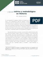 Marco Terico en Historia(1)