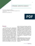 afasias progresivas primarias. aspectos clínicos y diagnósticos