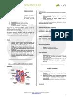 154 Sistema Cardiovascular - Resumo