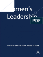 [Valerie Stead, Carole Elliott] Women's Leadership(B-ok.org)