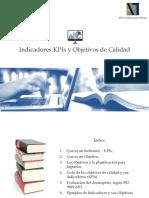 5.- Indicadores y Objetivos KPIs