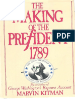 WASHINGTON Inauguration Making of President 1789 So Help Me God