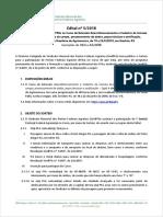 Edital SindPFA nº 5/2018 - Sorteio para Curso em Erechim-RS