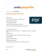 Industrialização Do Brasil