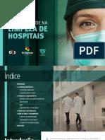 Produtividade Na Limpeza de Hospitais
