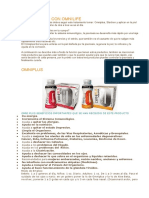 TRATAMIENTO psoriasisCON OMNILIFE