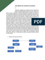 Diseño y Modelamiento Del Sistema de Telemetría