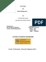 Mretal Term Paper 10800320