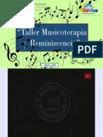 Taller Musicoterapia y Reminiscencia