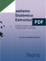 DALLANEGRA, Luis Realismo Sistemico Estructural