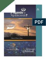 Sermones Gratitud 2017