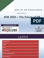#HR2025
