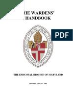 Wardens Manual