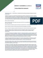 NORMA ISO 10816-1995 rev 2.0