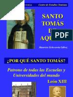 Vida y Principios de Santo Tomás de Aquino