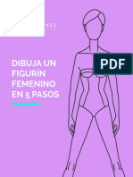 Dibujar Un Figurin Femenino en 5 Pasos