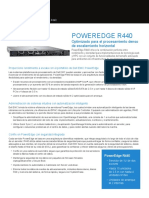 Poweredge r440 Spec Sheet Mx