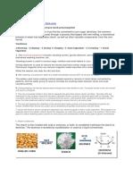Production of Dextrose