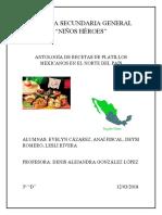 Antología de Español