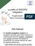 INS-GPS press