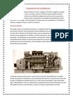 Componentes de La Plataforma... Potencia Del Sistema...