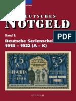 Detsuche Notgeld 1918-1922