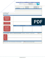 Formato Planificación Mensual 2018