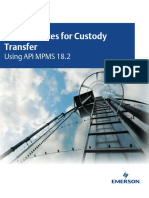 Best Practices for Custody Transfer Using API Mpms 18 2.Whitepaperpdf.render