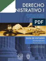 Derecho Administrativo UNAM