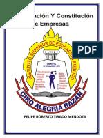 ORGANIZACION Y CONSTITUCION DE UNA EMPRESA.docx