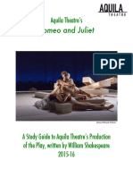 Study Guide Romeo n Juliet[1]