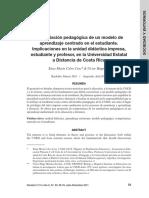 VHM 2011 Mediacion Pedagogica