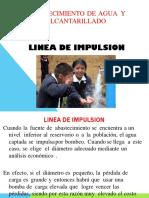 Linea de Impulsion