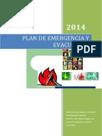 Plan de Emergencia y Evacuación Hemitec