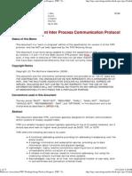 Transparent Inter Process Communication Protocol mathhoang vietnam_hoangminhnguyen