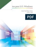 Requisitos para la instalación de los S.O. de Windows