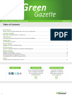 Green Gazette-SUMMER 2015