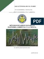 Métodos Estadísticos Para La Ingeniería Ambiental y La Ciencia - Dr. Héctor Adolfo Quevedo Urias
