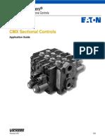 Cmx Catalogo Tecnico