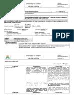 Carta Descriptiva Expresión Oral y Escrita II