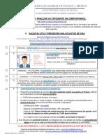 Lista de Requisitos Estudiantes