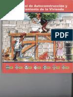 Manual de Autoconstruccion y Mejoramiento de La Vivienda