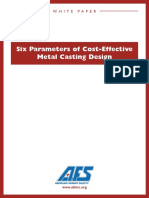 Six Parameters of Cost-Effective