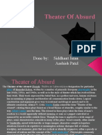Theater of Absurd