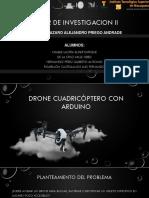 Protocolo Dron Con Arduino